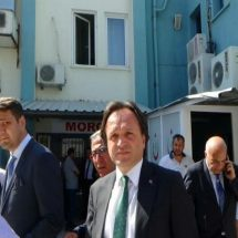 TCDD'nin yeni Genel Müdürü Ali İhsan Uygun oldu