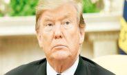 Abd Başkanı Trump'tan Barış Pınarı Harekatı açıklaması: Benim sorunum değil