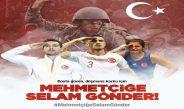 Milli Savunma Bakanlığın'dan, 'Mehmetçiğe selam gönder' kampanyası