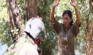 Aranan  4 PKK'lı teslim oldu
