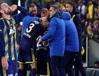 Fenerbahçe:5 – Gençlerbirliği: 2