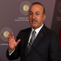 Çavuşoğlu: Almanya, İngiltere ve Fransa'nın PKK'ya yönelik adımları yetersiz
