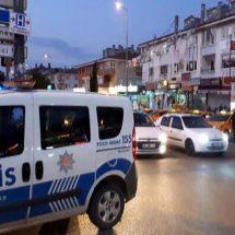 İzinsiz yapılan eylemde HDP'li gruba müdahale: 17 gözaltı